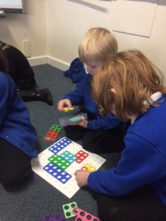 primary 1 Numicon